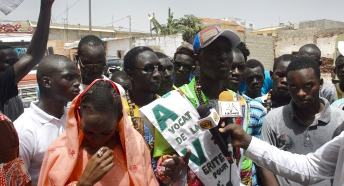 Magal des deux rakkas de Saint-Louis : Le petit fils de Serigne Touba, Serigne Sidy Mbacké Borom Khass s'adresse aux jeunes