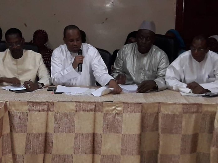 Parrainage-Kolda : Abdoulaye Bibi Baldé vise 32 000 signatures