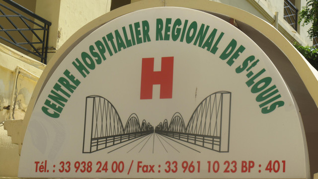 Centre hospitalier régional de Saint-Louis : le scanner et  d'autres matériels en panne