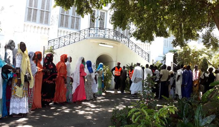Commémoration : Saint-Louis dans la ferveur du Magal des 2 rakaas