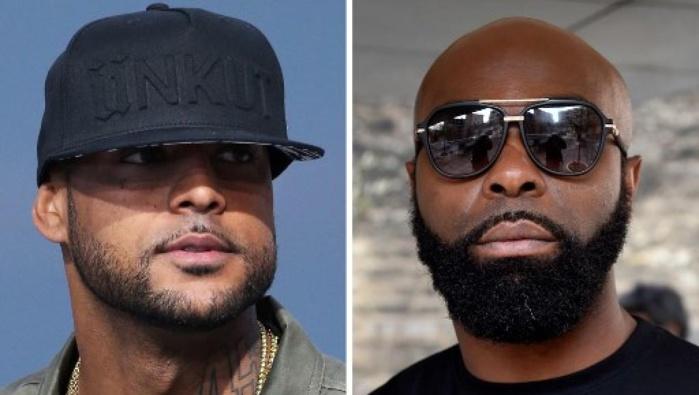 France : les rappeurs Booba et Kaaris jugés ce jeudi pour leur rixe à Orly