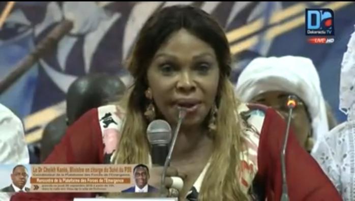 Diouma Dieng Diakhaté à la rencontre de la Plate-forme des forces de l'émergence : « Macky Sall n'a pas de concurrent »