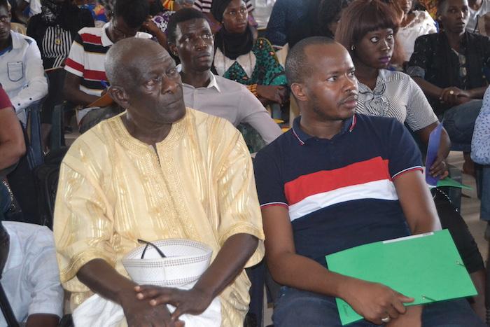 SAINT-LOUIS / Séminaire de partage sur les réalisations du président de la République : Le Professeur Mary Teuw Niane cible les jeunes bacheliers pour la réélection de Macky Sall
