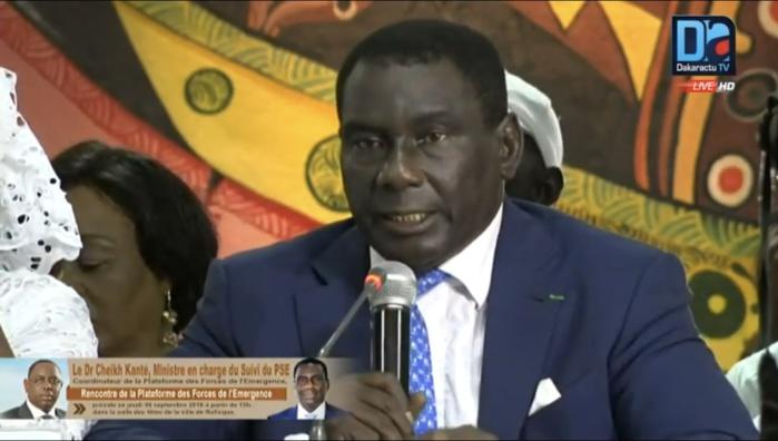 Cheikh Kanté parlant de la nouvelle ville de Diamniadio : « Y a même des chefs d'Etat africains qui viennent s'inspirer de ce modèle »