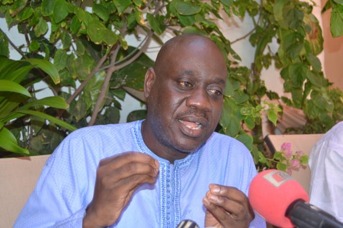 SAINT-LOUIS : Serigne Moustapha Mbacké candidat à la présidentielle cloue au pilori le régime de Macky Sall.
