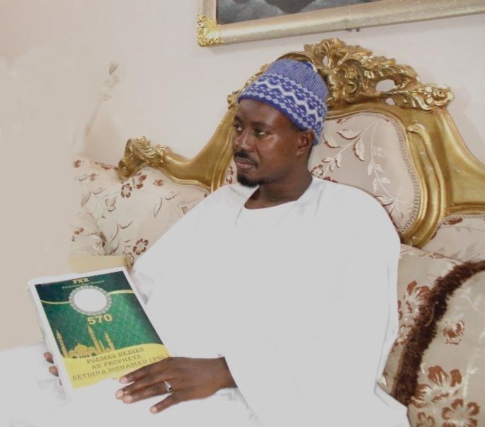 «Le Sauveur»: Le poète Mouhamed Abdallah Thiam gratifie la Ummah Islamique d'un Chef d'œuvre sur Mouhamed (PSL)