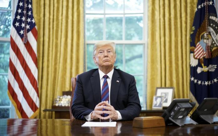 ETATS-UNIS : Donald Trump à la recherche du « résistant de l'intérieur »