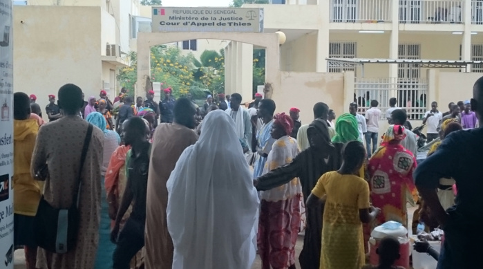 Thiès : Serigne Khadim Touré et Mor Talla Ndiaye écopent de 6 mois avec sursis...Les 3 autres proches de Serigne Saliou Touré relaxés