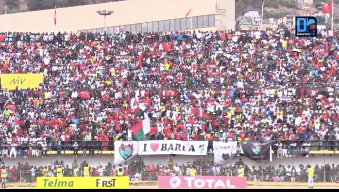 MADAGASCAR-SÉNÉGAL : Au moins un mort et 37 blessés dans une bousculade devant le stade