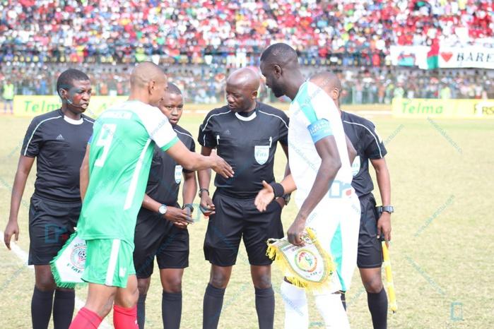 Les images du match Sénégal vs Madagascar à Antananarivo