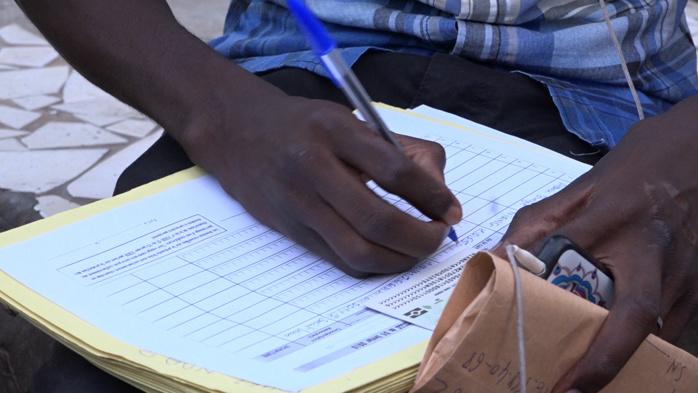 Campagne pour le parrainage dans la Langue de Barbarie : Babacar Gaye, lieutenant de Mary Teuw Niane, obtient 2000 signatures