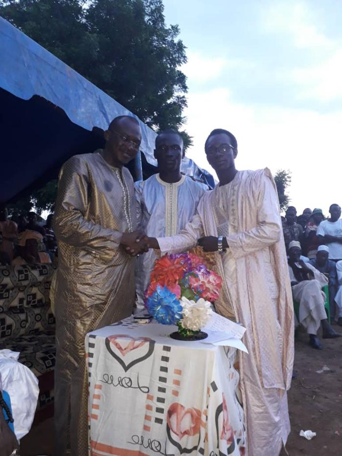 (IMAGES) Abdou Ndiaye- Apr Keur Maba : '' Nous allons démanteler l'opposition et ses composantes une à une ''