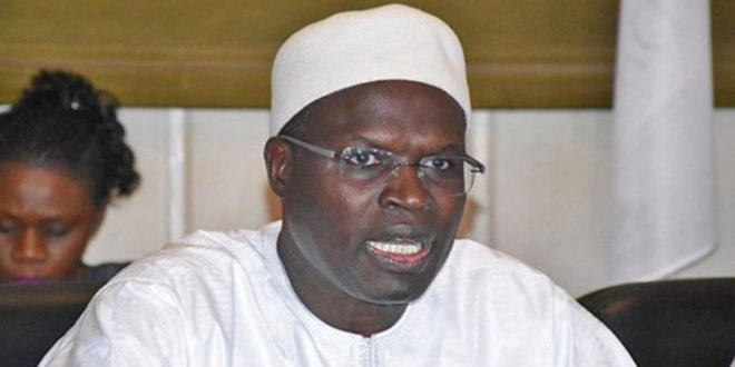 Mairie de Dakar : Khalifa Sall a reçu sa lettre de révocation