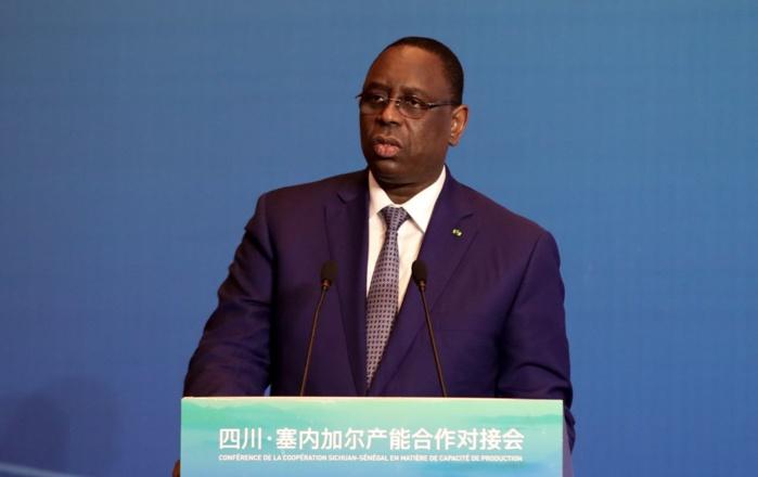 Macky SALL nommé co-président du forum de la coopération sino-africaine (FOCAC) : le Sep de BBY magnifie le leadership politique du chef de l'Etat