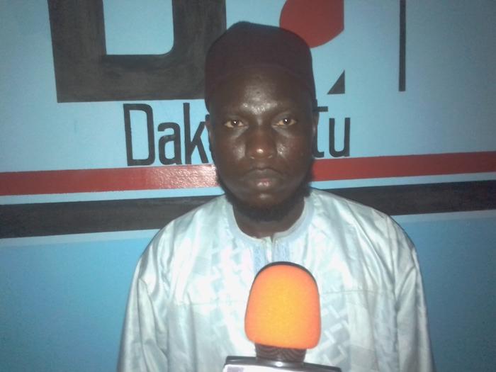 """PDS-TOUBA / SERIGNE SOUHAÏBOU MBACKÉ (Chargé des élections) : """" Que Wade ne se défausse sur personne et qu'il envoie Karim. C'est tout ! """""""
