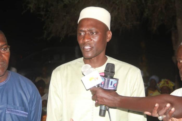 """ABDOULAYE DIOMBOKHO (Apr-Mbacké): """" À Mbacké, la fonction de Coordinateur doit disparaître. Elle est la source de tous nos problèmes car elle  nous divise """"."""