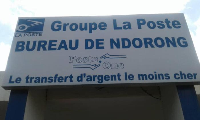 Kaolack : Le bureau de la poste de Ndorong visité par des hommes armés