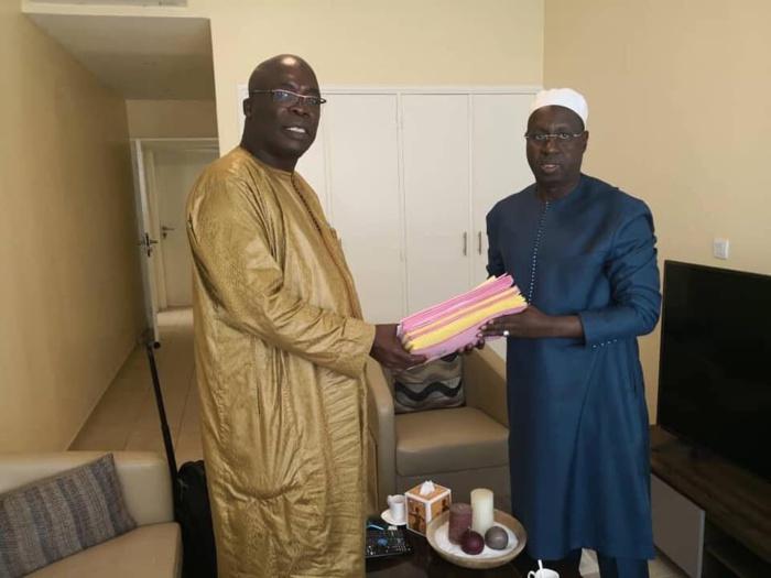 PARRAINAGE : Abdou Karim Sall obtient 7600 signatures