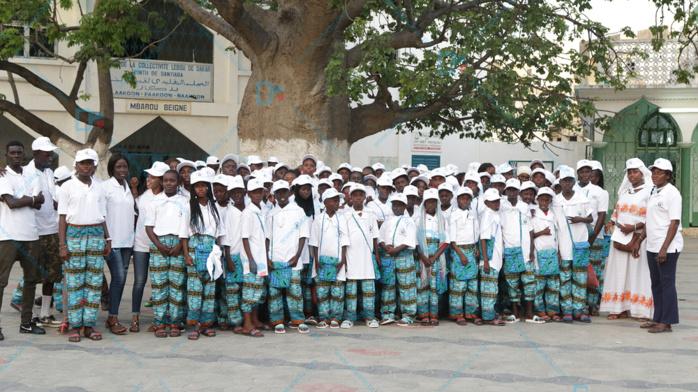 Camp de vacances « Proxim'Médina » : 100 élèves initiés à la culture, à l'environnement, à la citoyenneté et au leadership
