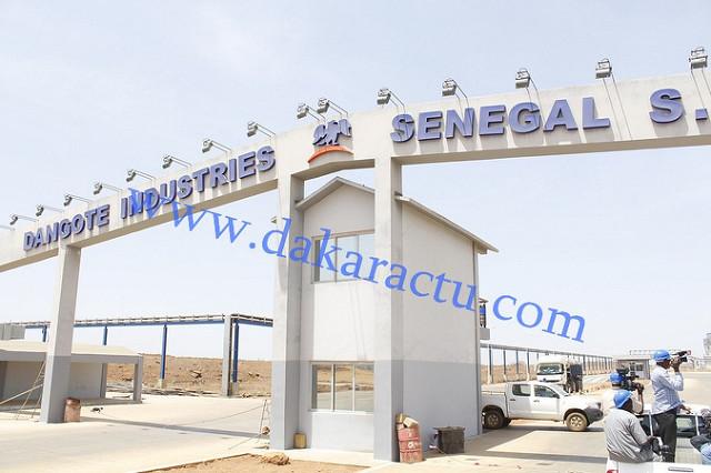 Dangote Cement Sénégal : le torchon brûle entre le personnel et la direction générale - Un préavis de grève déposé