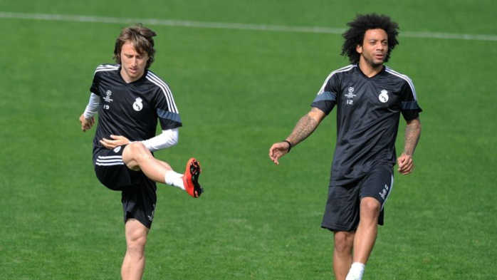 REAL MADRID : Marcelo et Modric sur le départ ?