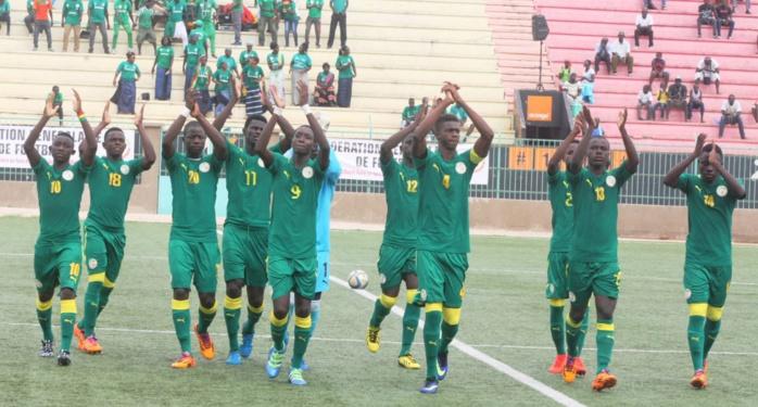 Vainqueur du Cap-Vert (6-0) : Le Sénégal se qualifie pour la finale du Tournoi de l'UFOA et pour la Coupe d'Afrique U17