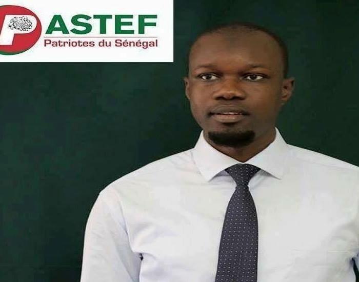 PRÉSIDENTIELLE 2019 : Ousmane Sonko est candidat