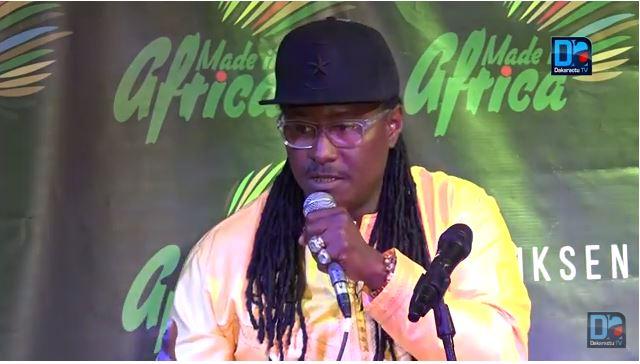 Droit de manifester : Awadi déchire l'arrêté Ousmane Ngom