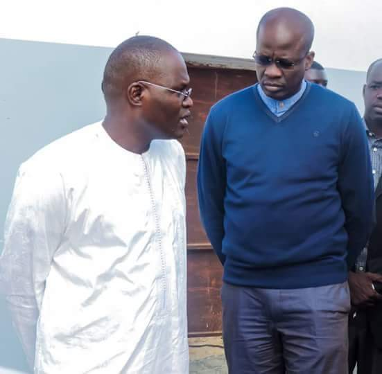 Succession à la Mairie de Dakar : Khalifa Sall bénit Banda Diop
