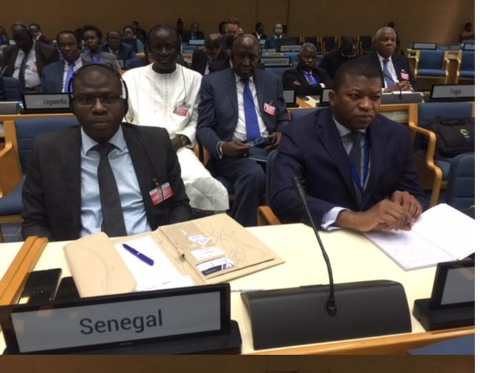 Le Sénégal à la 7ème session extraordinaire de la Conférence ministérielle africaine de l'environnement (CMAE).