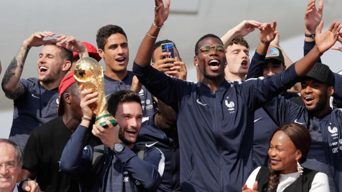 Classement FIFA : Pourquoi la France partage la première place avec la Belgique