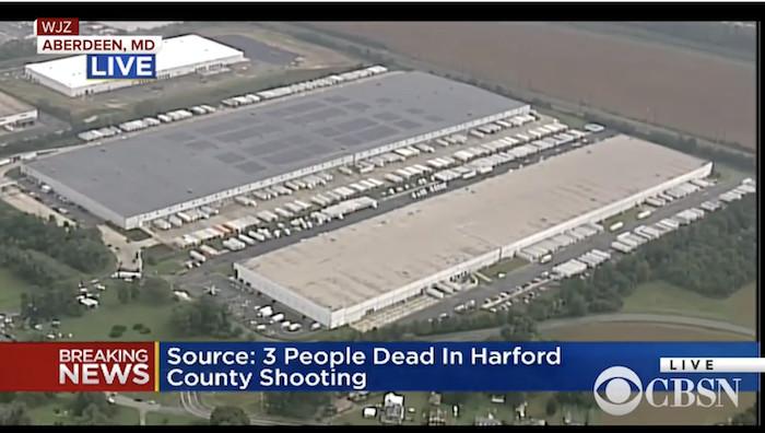 Une fusillade fait au moins trois morts dans le Maryland