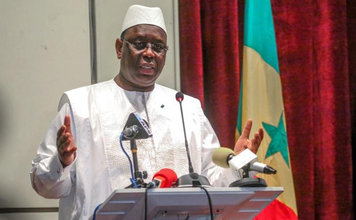 Macky Sall : «Le pont de la Gambie sera inauguré au mois de décembre»