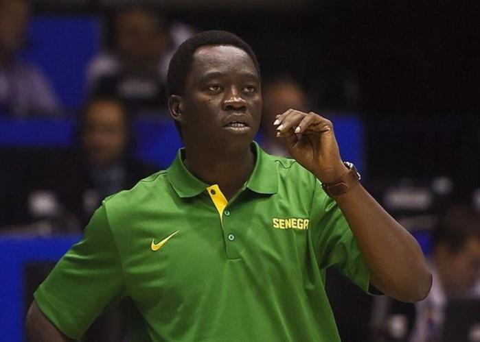 """Cheikh Sarr sélectionneur des Lionnes du basket : """"Mettre les atouts de notre côté pour faire un bon tournoi"""""""