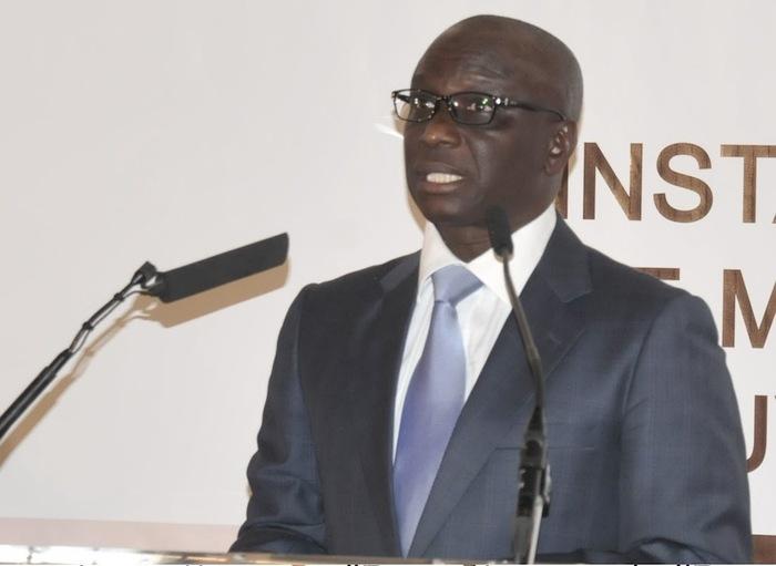 Abdoulaye Diop vice-gouverneur de la BCEAO, sur proposition du président Macky Sall