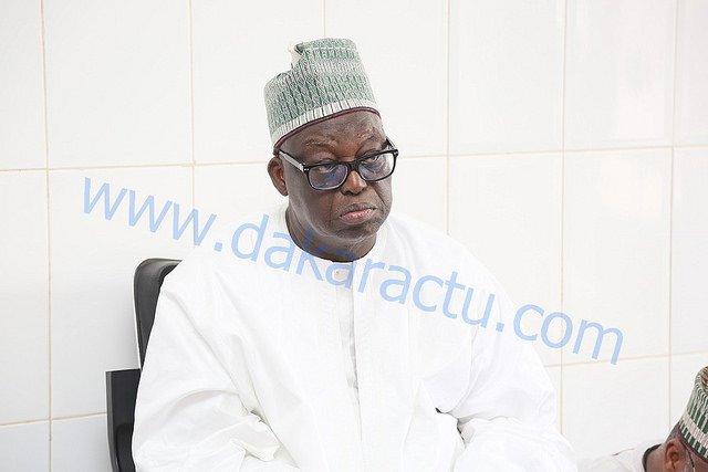 Moustapha Niasse, président de l'Assemblée nationale à l'endroit de Bruno Diatta : « Un homme appliqué, sérieux et compétent »