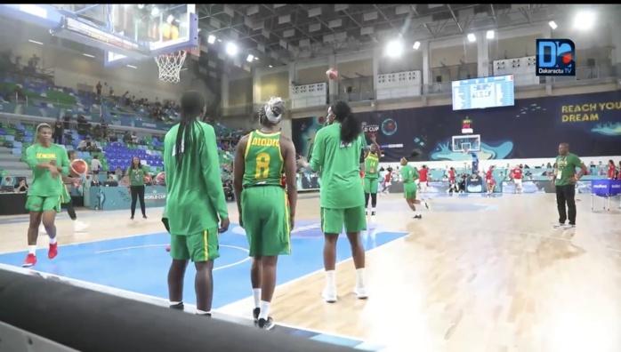 Echauffements d'avant-match USA/Sénégal : Entre show et individualisme