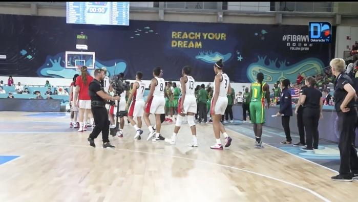 Système de compétition : Comment aller au second tour du Mondial de basket féminin