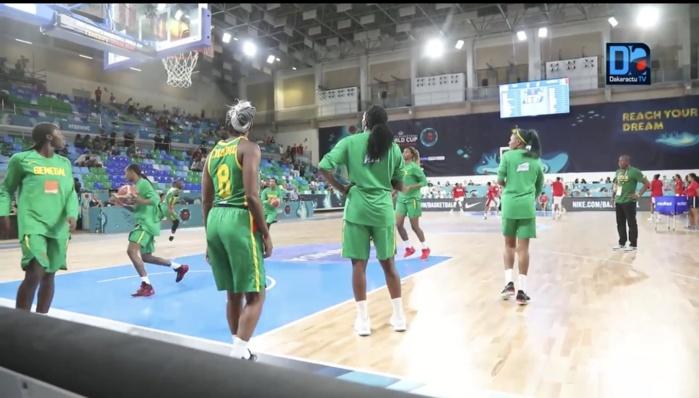 Mondial de basket féminin/ Sénégal - Lettonie (13h GMT) : Une victoire et la porte du second tour grande ouverte