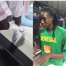 Équipe nationale féminine de basket : Aminata Fall finalement forfait pour la totalité de la Coupe du monde