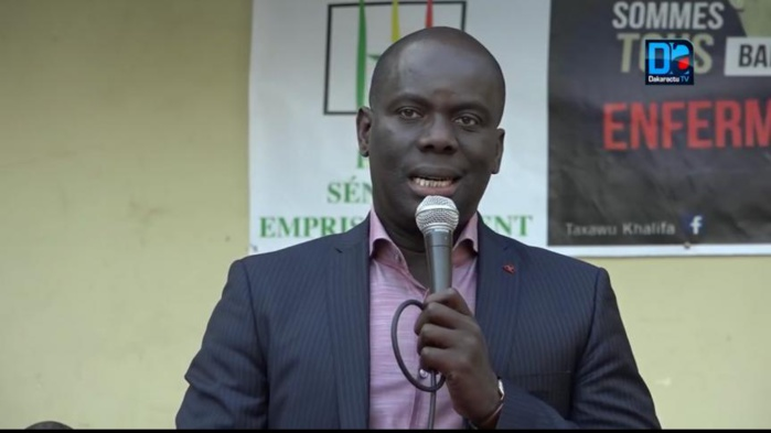 LOUGA : Malick Gakou s'en prend vivement au régime de Macky Sall.