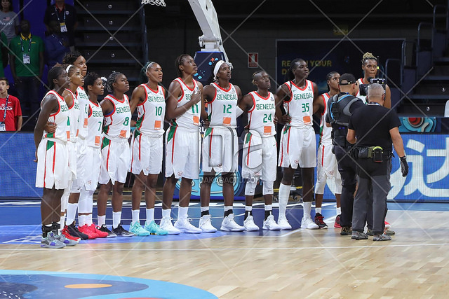 Mondial basket féminin : Sénégal-Chine mardi (14h GMT+1), le point du groupe D avant ce troisième match