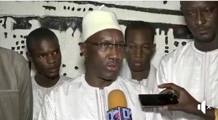Mamadou Mamour Diallo offre 3.600.000 de francs aux ASC des zones C et D de Louga.