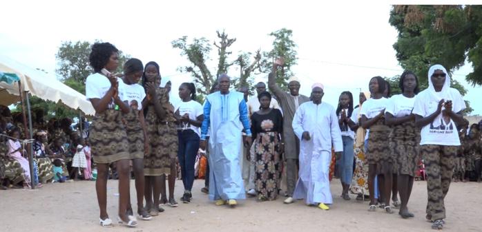 Serigne Diouf renforce Benno Bokk Yakaar dans le Sine