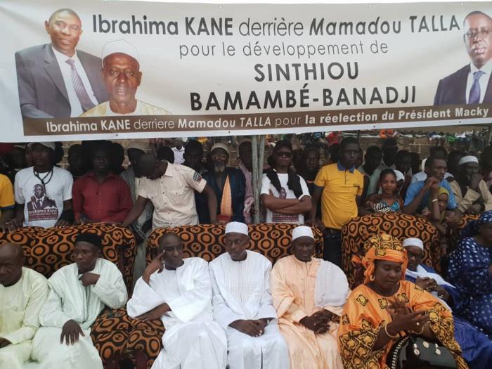 Mamadou Talla élargit les bases de l'APR dans le Kanel : Ibrahima Kane fait son entrée