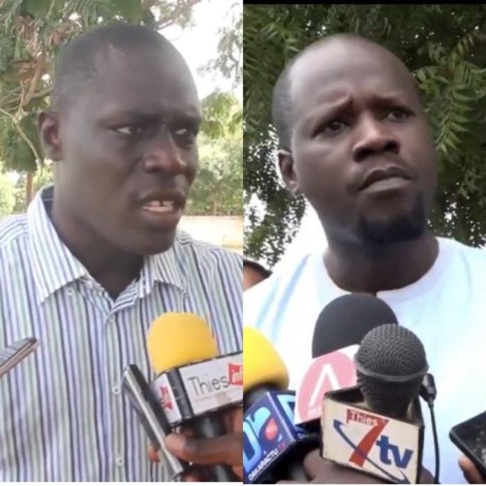 Guéguerre au sein du Pds à Thiès : Massaly et Ndiaga Diaw règlent leur différend à la gendarmerie