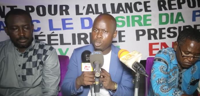 Thiès : Ibrahima Lo, ex cadre de REWMI, rejoint Siré Dia et active le FAR (Front pour l'Alliance Républicaine)