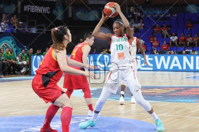 CM basket : Les images fortes de Sénégal/Chine (66-75)