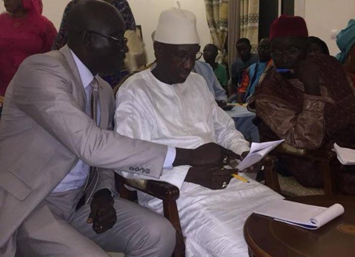 En visite de proximité pour le parrainage : Mamadou Mamour Diallo pêche de gros poissons pour Macky Sall