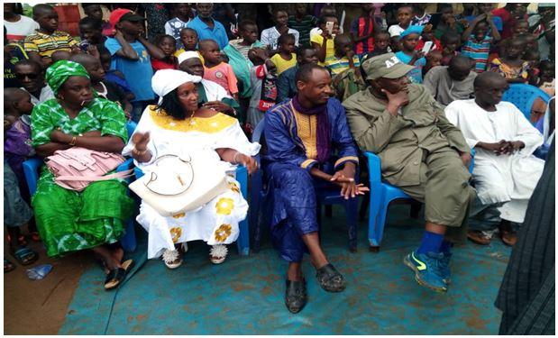 Dans le Boundou : Alioune Badara Cissé recueille les doléances et s'engage à remettre son rapport d'étape au Chef de l'État